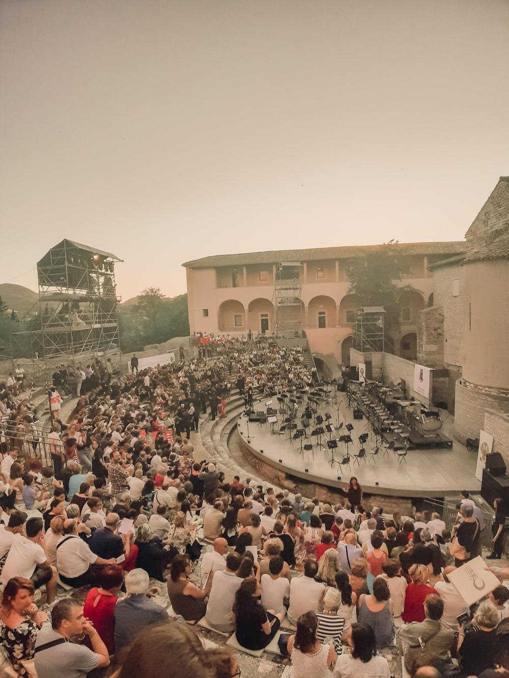 festival di spoleto 2019